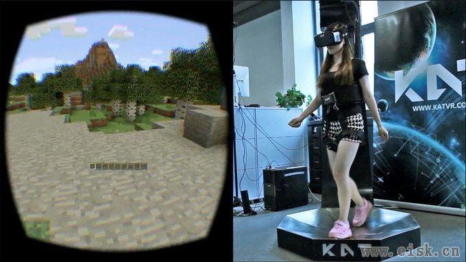 神器来了:未来我们玩游戏可能可以那么爽!