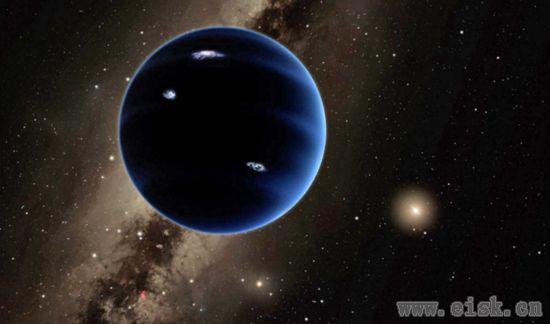 科学家称太阳系有第九颗行星,绕太阳一圈要1-2万年!