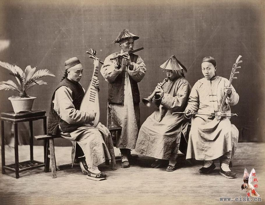百年前的中国,让无数摄影师为之举起镜头