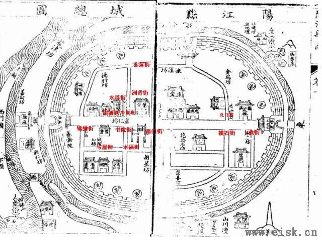历史丨阳江这些老街道大有来头,但没几个人知道!