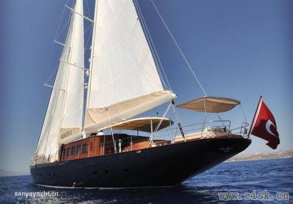 56米超级游艇「Regina」