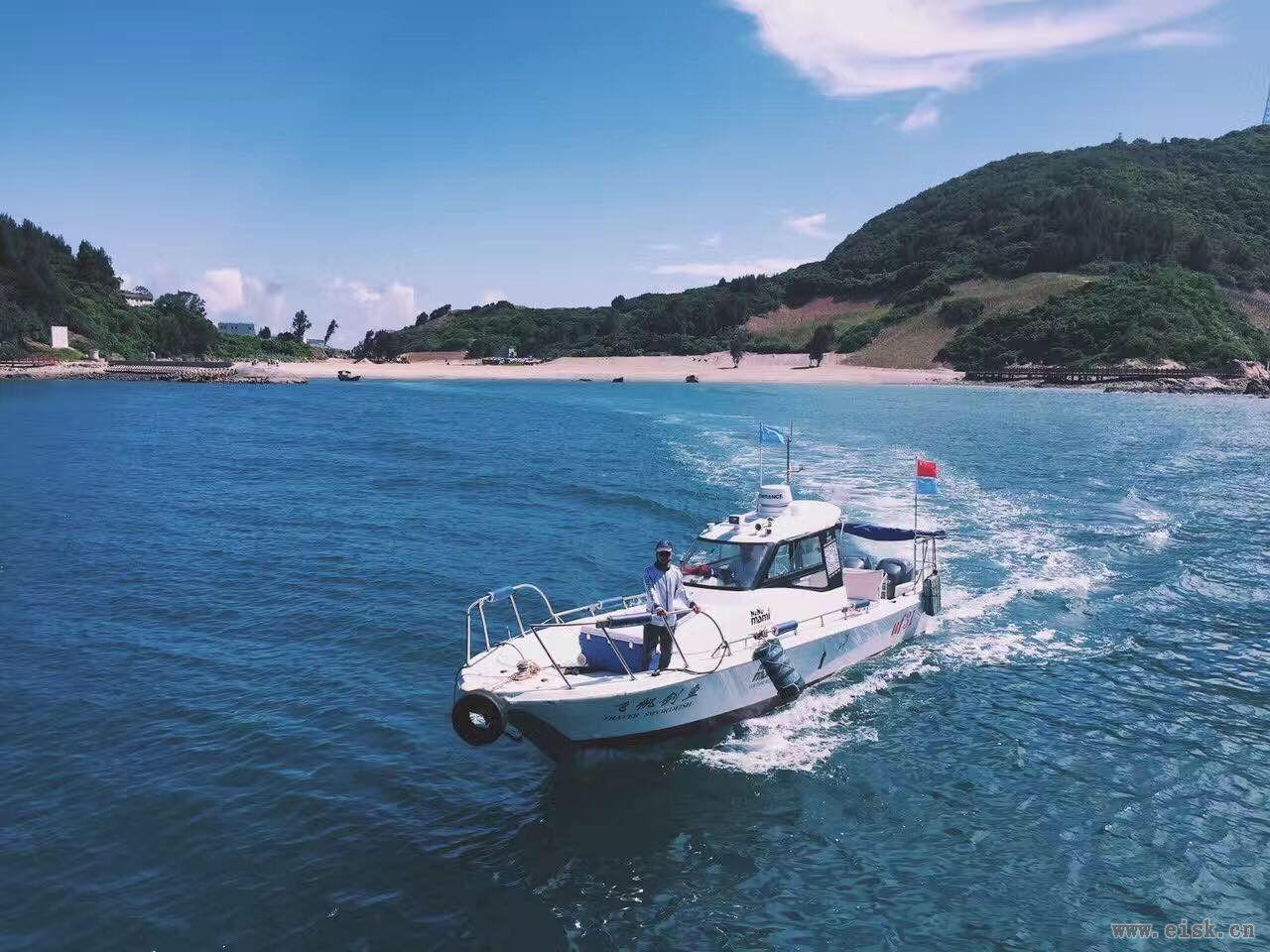 远海海钓 - 与风浪追逐博弈!与鱼群斗智斗勇!