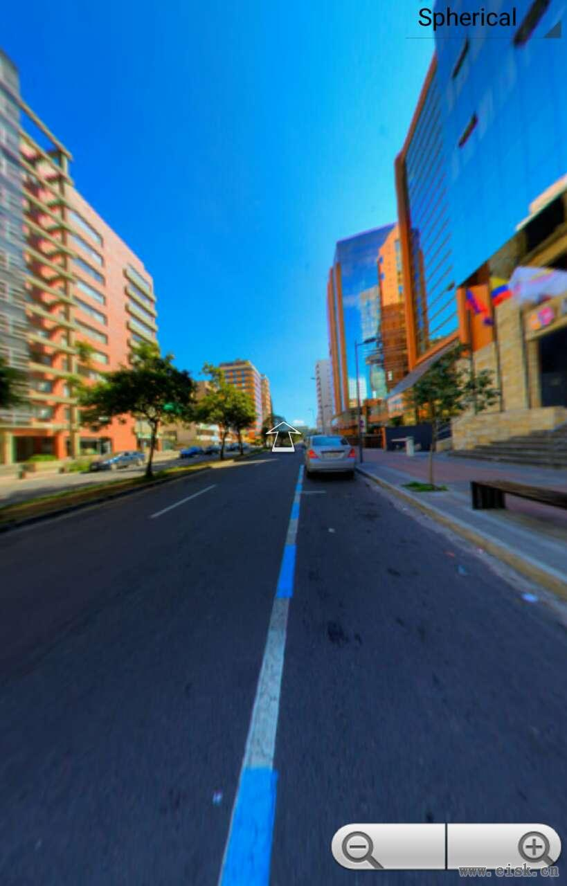 Android 360全景开发(PanoramaGL)