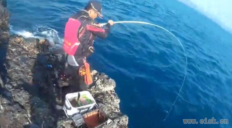 矶钓系列:第二次上外礁小噜咕