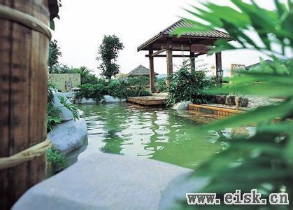 阳江十景:星岛温泉