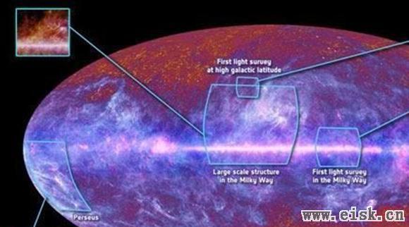 人类已观测到的宇宙全貌,非常震撼!