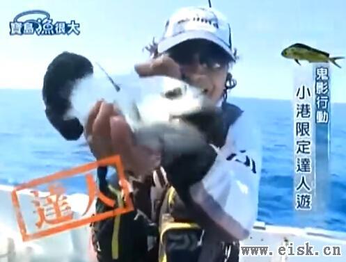 宝岛渔很大[20141026]鬼影行动 小港限定达人游