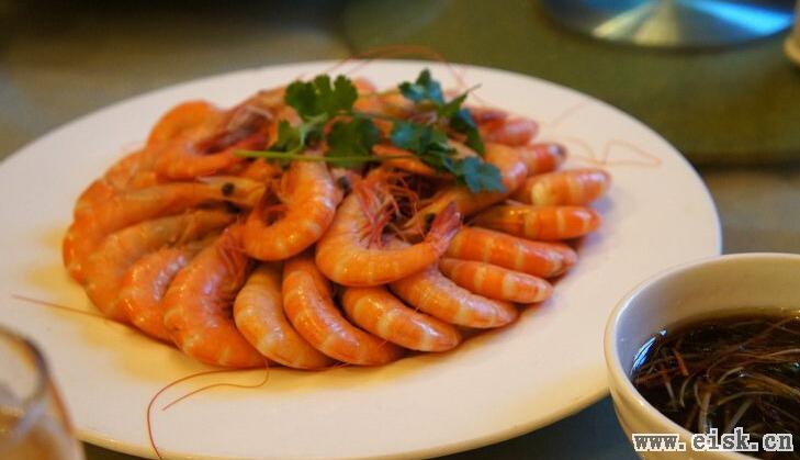 阳江美食-白灼虾