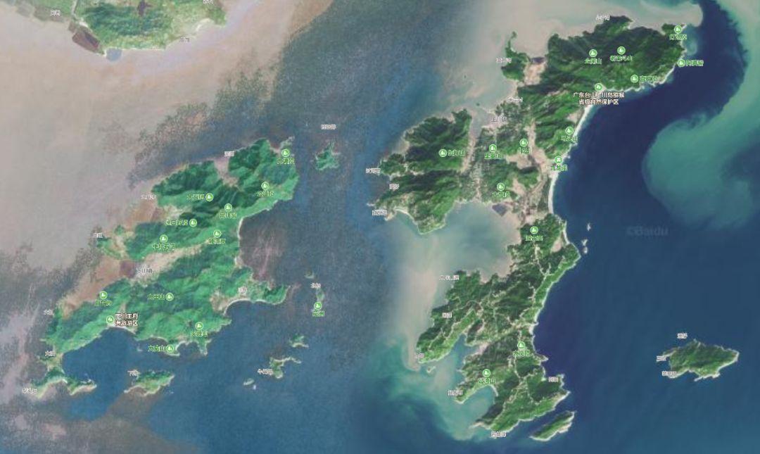 海钓天堂——上川岛