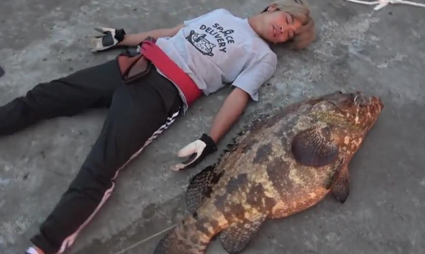 10kgオーバー当たり前!毎日化け物サイズの魚が釣れる![与那国遠征 2]